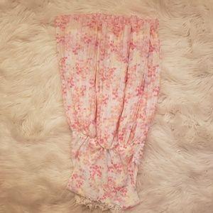 Blueberi Boulevard Dresses - Blueberi Boulevard pink floral kids dress